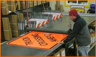 sign production